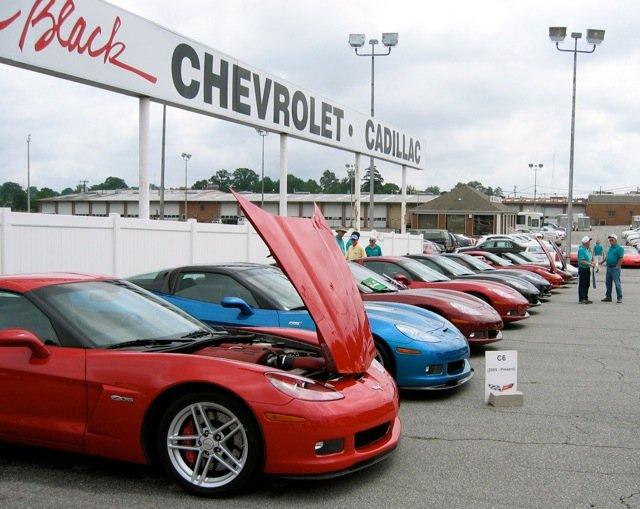 Chevrolet Greensboro